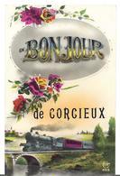 ~ JP  ~  88   ~  BONJOUR  De  CORCIEUX   ~ - Corcieux