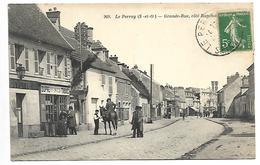 LE PERRAY - Grande Rue - Le Perray En Yvelines