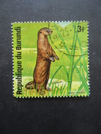 BURUNDI  N°653 Oblitéré - Burundi