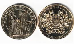 Medaille Arthus Bertrand Portugal - Cathédrale De Porto SD Neuve - Arthus Bertrand