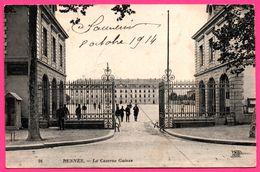 Rennes - La Caserne Guines - Animée - Militaires - ND PHOT - 1914 - Rennes