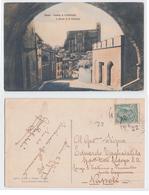 Siena - Discesa Di Frontebranda E Chiesa Di S.Domenico - Siena