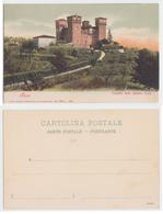 Siena - Castello Delle Quattro Torri, Ante 1906 - Siena