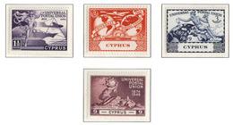 CYPRUS 1949 - MNH** - Cyprus (...-1960)