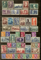 SUPERBE ANNEE 1938 YT Du N°363 Au N°418 Oblitérés Cote + 215 Euro - 1940-1949
