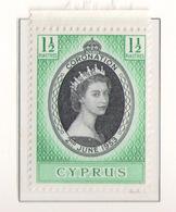 CYPRUS 1953 - Set MNH** - Zypern (...-1960)