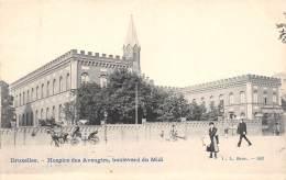 BRUXELLES - Hospice Des Aveugles, Boulevard Du Midi - Monumenten, Gebouwen