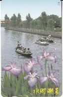 JAPAN - Suigo Itako/Riverside Irises(251-306), Used - Japan