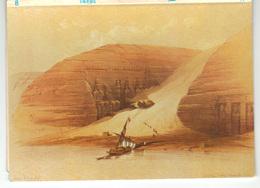 Dépliant  6 Cartes  Sites Egypte  Lithographie De David Robert. - Pyramids