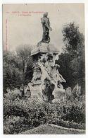 NANCY-- Statue De Claude Gelée à La Pépinière - Nancy