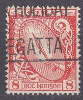 IRLANDA - IRLANDE - EIRE - 1949 - Yvert 108 Obliterato. - 1937-1949 Éire