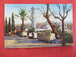 Tunisia Carthage  - Ref 2959 - Tunisia