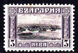 Bulgaria SG 170 1911 Definitives 3l Black And Violet, Mint Never Hinged - 1909-45 Kingdom
