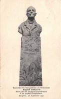 CHARENTE MARITIME  17   SURGERES  SOUVENIR DE L'INAUGURATION DU MONUMENT E. BIRAUD, PAYSAN - COOPERATEUR  18 - 9 -1932 - Surgères
