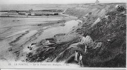 PAS DE CALAIS-LE PORTEL Sur La Falaise Vers Boulogne-MO - Le Portel