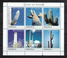 Angola 2000**, Saguaro, Vignette / Angola 2000, MNH, Saguaro, Cinderella - Fantasie Vignetten