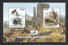 Benin 2003**, Naturschutz, Kakteen, Gez.,Vignette / Benin 2003, MNH, Prot. Of Nature, Cacti, Perf., Cinderella - Fantasie Vignetten
