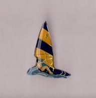 Pin's Planche à Voile (époxy) - Sailing, Yachting