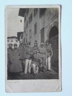 Trentino 1357 Magazino Foto Militare - Zonder Classificatie
