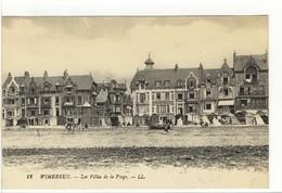 Carte Postale Ancienne Wimereux - Les Villas De La Plage - Other Municipalities