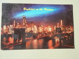 ETATS-UNIS NY NEW YORK CITY BAGHDAD ON THE HUDSON - Hudson River