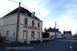 Gièvres (41)- Rue Eugène Gibault (Edition à Tirage Limité) - Autres Communes