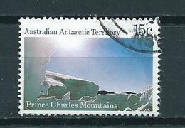 1985 AAT 15 Cent Landscapes Used/gebruikt/oblitere - Australisch Antarctisch Territorium (AAT)
