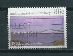 1987 AAT 36 Cent Landscapes Used/gebruikt/oblitere - Australisch Antarctisch Territorium (AAT)