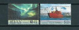 1991 AAT Complete Set 30 Years Antarctic Treaty Used/gebruikt/oblitere - Australisch Antarctisch Territorium (AAT)