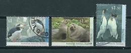 1993 AAT Complete Set Animals,dieren,tiere,pinquin Used/gebruikt/oblitere - Australisch Antarctisch Territorium (AAT)