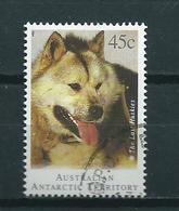 1994 AAT 45 Cent Dogs,honden,chiens Used/gebruikt/oblitere - Australisch Antarctisch Territorium (AAT)