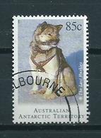 1994 AAT 85 Cent Dogs,honden,chiens Used/gebruikt/oblitere - Australisch Antarctisch Territorium (AAT)