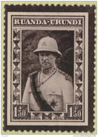 Ruanda 0107* - Ruanda-Urundi