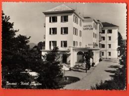 GCD-01 Baveno  Hotel Simplon Sempione. Grand Format. Non Circulé. - Otras Ciudades
