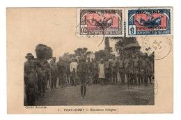 REPUBLICAINE CENTRAFRICAINE - FORT SIBUT Récréation Indigène - Central African Republic