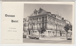 Dunoon Hotel * Llandudno - Ohne Zuordnung