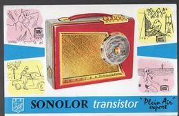 (TSF) Prospectus SONOLOR Transistor Plein Air Export 1959 (PPP8767) - Advertising