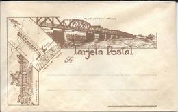 SOBRE PARA TARJETA POSTAL URUGUAY CIRCA 1930  TORRE HOMENAJE ESTADIO CENTENARIO MONTEVIDEO URUGUAY FUTBOL FOOTBALL - Calcio