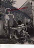 GRANDE PHOTO ORIGINALE RAYMOND HEIL-  JACQUELINE GAUTHIER-ACTRICE CINEMA-1921-1982 PARIS-AU BONHEUR DES DAMES - Foto Dedicate
