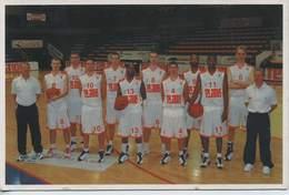 Basketball Club Oostende 2001-2002 - Ongebruikt - Basket-ball