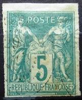 Colonies Françaises               N° 31a                OBLITERE - Sage