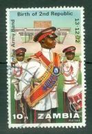 Zambia: 1973   1st Anniv Of Second Republic    SG205   10n     Used - Zambia (1965-...)