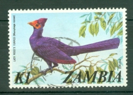 Zambia: 1975   Pictorial    SG238   K1     Used - Zambia (1965-...)