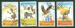 Zambia: 1979   International Year Of The Child    Used - Zambia (1965-...)