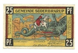 1921 - Germania - Suderbrarup Notgeld N19, - [11] Emissioni Locali