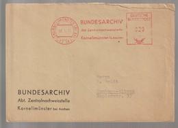 T 293) AFSt Kornelimünster 1961: Bundesarchiv, Zentral-Nachweisstelle - [7] Federal Republic