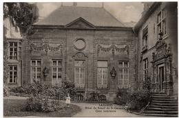 Langres : Cour Intérieure De L'Hôtel Du Breuil De St-Germain (Editeur Non Mentionné) - Langres