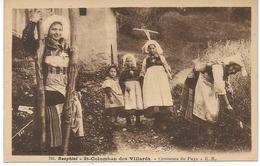 766. Dauphiné - St-Colomban Des Villards - Costumes Du Pays - Sonstige Gemeinden
