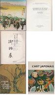 Lot 4 Livres JAPON - Zonder Classificatie