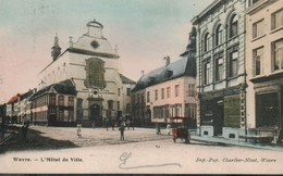 Wavre L Hotel De Ville - Wavre